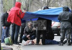 Prominent pro-Russian journalist shot dead in Kiev, Ukraine - 16 Apr 2015 ( Rex Features ) | PuzzlePix - Képesek vagyunk