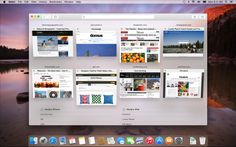 Apple - OS X Yosemite - Design