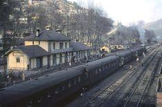 Zonguldak Çatalağzı Tren Garı / 1977