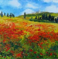 """High Noon Poppies"""""""