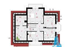 Proiect de casa cu mansarda si garaj pentru o masina http://www.proiectari.md/property/casa-cu-mansarda-si-garaj-pentru-un-automobil-cu-terasa-de-vara/