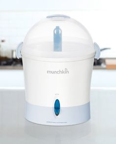 Munchkin Steam Guard Electric Sterilizer Color: multi/none Size: one size NewBorn, Kid, Child, Childern, Infant, Baby - Click image twice for more info - See a larger selection of http://zbabyproducts.com/product-category/bottle-steam-sterilizer/ - baby, kids, infants, child, nursery, baby feeding , feeding bottle steamer, baby products, baby gift ideas.
