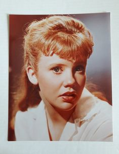 Hayley Mills Lovely 8 x 10 Glossy Color Photograph of Hayley | Etsy