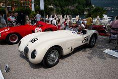 Jaguar C-Type - Chassis: XKC 015 - Entrant: Dr. Hans-Martin Schneeberger - 2018 Concorso d'Eleganza Villa d'Este Jaguar C Type, Martini, Antique Cars, Villa, Vehicles, Elegant, Vintage Cars, Car, Martinis