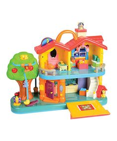 Loving this Discovery House Play Set on #zulily! #zulilyfinds