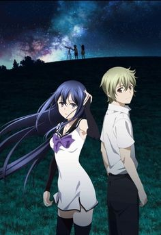 Gokukoku no Brynhildr (Brynhildr in the Darkness) If you loved Elfen Lied, You will definitely Love this.