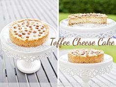 Toffee Cheese Cake | lecker macht laune