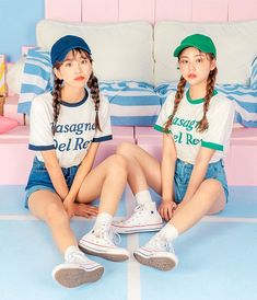 Korean Twin Fashion - Official Korean Fashion