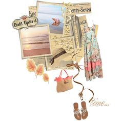 Once Upon A Sunset, created by jacque-reid on Polyvore