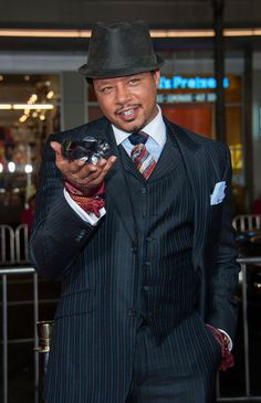 Terrence Howard - The Best Man Holiday LA Premiere