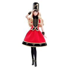"""1 Apr 2012 — """"FAO Schwarz 150th Anniversary Barbie® Doll"""" • Ages: For the adult collector 