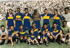 Boca Juniors 1935 Campeón de la liga Argentina