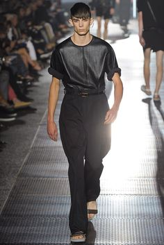 Lanvin Spring 2013 Menswear Fashion Show