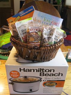 """No Soup for You"" raffle basket available at our fundraiser May 18th.  Go to our facebook page for more info:  https://www.facebook.com/MidWesDacRes Raffle Gift Basket Ideas, Fall Gift Baskets, Raffle Baskets, Gift Baskets For Kids, Beach Gift Basket, Raffle Ideas, Prize Ideas, Raffle Prizes, Auction Ideas"