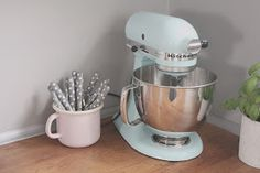 Scandinavian Home : KITCHEN AID