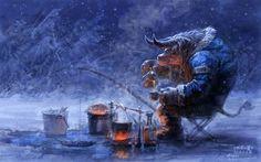 World of Warcraft, Tauren.