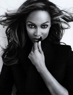 Tyra Banks, supermodel, author, actress, & TV personality. She is the 1st African-American woman to appear on the covers of SI Swimsuit Issue (appearing 2x) & GQ, and worked as a Victoria's Secret's original Angel, becoming the 1st-ever African American on the cover of a VC catalog. She is the creator/host of America's Next Top Model, True Beauty co-creator, and was host of The Tyra Banks Show. She is 1 of 4 Blacks & of 7 women to be repeatedly ranked among the world's most influential by…