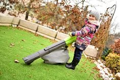 Leaf Vacuum Mulcher: Two Great Options for a Clean Yard Bags Of Mulch, Lawn Equipment, Big Leaves, Things To Come, Good Things, Leaf Blower, New Leaf, Lawn Care, Garden Tools