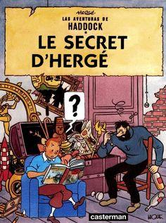 Les Aventures de Tintin - Album Imaginaire - Le Secret d'Hergé