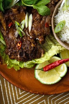 Vietnamese Braised Pork Ribs