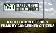 'Dear Governor Hickenlooper' Film To Screen At Mountainfilm Festival This Weekend Exposes Detriments of Fracking and Promise of Renewable Energy