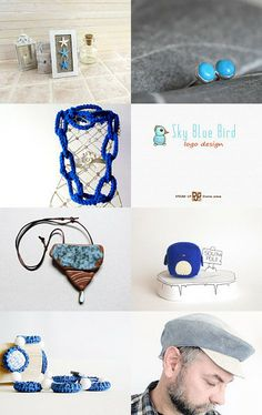 ** sky and sea == by MUSA on Etsy--Pinned with TreasuryPin.com