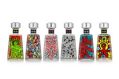 1800 Tequila Taps Keith Haring for Essential Artist Bottle Series Keith Haring, Holiday Gift Guide, Holiday Gifts, Best Tequila, Tequila Bottles, Bottle Design, Graffiti Art, Graphic Design Illustration, Flower Vases