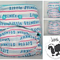 From Little Le Pew Cloth Diapers on Storenvy.
