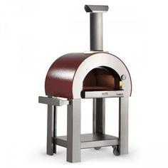 Forno a legna 5 Minuti - Alfa Pizza
