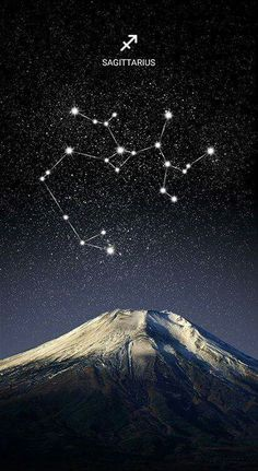 Constellation du Sagittaire ♐