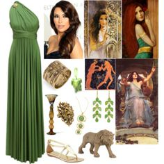 Circe (A Minor Goddess of Magic)