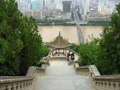 The Yellow River - Gansu, China