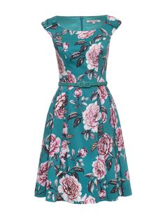 Designer Clothes, Shoes & Bags for Women 1940s Fashion, European Fashion, Vintage Inspired Dresses, Vintage Outfits, Sophisticated Dress, Review Fashion, Online Dress Shopping, Review Dresses, Pretty Dresses