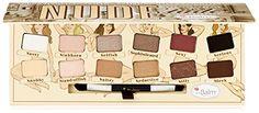 theBalm NUDE 'tude Eyeshadow Palette, Naughty