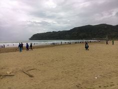 Teleng Ria Beach From Pacitan, East Java