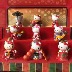 Hello Kitty Gifts, Cat Gifts, Christmas Ornaments, Holiday Decor, Home Decor, Decoration Home, Room Decor, Christmas Jewelry, Christmas Decorations