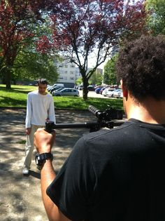 """Projet Jeunes """"Court-métrage"""" par la Fondation Solange Bertrand. http://fondationsolangebertrand.org/ https://www.facebook.com/fondation.solangebertrand"""