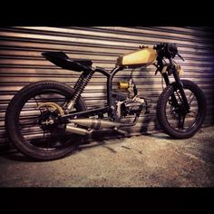 Austin Tremellen - Rogue Mopeds