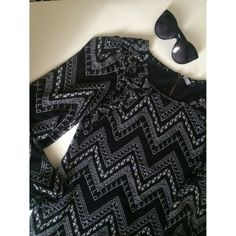Black & White Dress A dress for pretty much any occasion, dress it up or down! Dresses