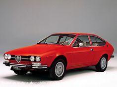 Alfa Romeo Alfetta GTV 2000 L (1978)