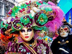 Venice Carnivale, Captain Hat, Hats, Hat