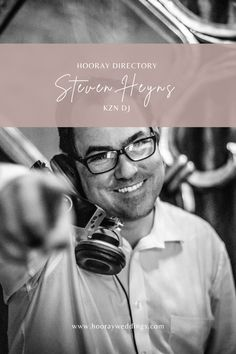 I am a founding member of The Wedding DJ and come with a wealth of experience DJ'ing at weddings in KZN over the last decade. I specialise in young and fun celebrations, and am well known for getting the party started and keeping the dance floor full all night long without the need to play cheesy songs. #hooraydirectory #weddings #southafricanweddings #southafricanbrides #planningmywedding #hoorayweddings