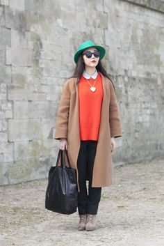 Fashion Week Street Style: Winter Dressing Ideas   Pictures Photo 1