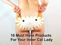 16+ Must Have Have Products For The Crazy Cat Lady In You  ... see more at Inventorspot.com