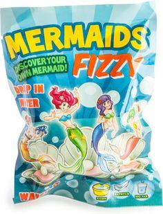 Homewares - Fizzy Mermaid