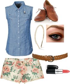 """""""Sam: the perks of being a wallflower"""" by just-heidi on Polyvore I am going to wear this on the last day of my senior year like Sam!"""