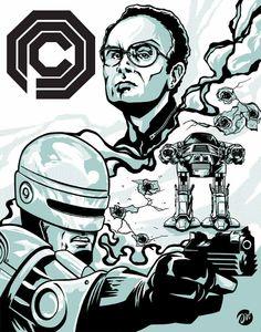 Robocop by Jayson Weidel