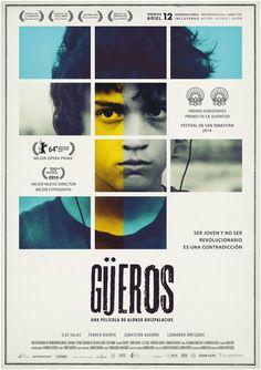 Güeros (2014), Alonso Ruizpalacios.