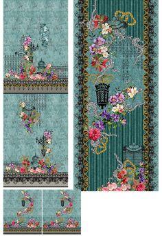Textile Patterns, Textile Prints, Textile Design, Fabric Design, Print Design, Art Prints, Pattern Design, Design Seeds, Album Design