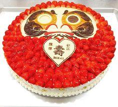 オーダーケーキ承ります 詳しくは店頭にてご相談下さい #モナムール#モナムール清風堂… Cute Desserts, Wedding Cakes, Birthday Cake, Make It Yourself, Bridal, Macarons, Food, Instagram, Wedding Gown Cakes